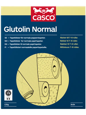 Cellulosaklister (MC) Casco Glutolin Normal